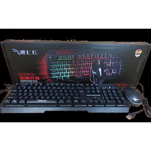 Teclado + Mouse Gb3300