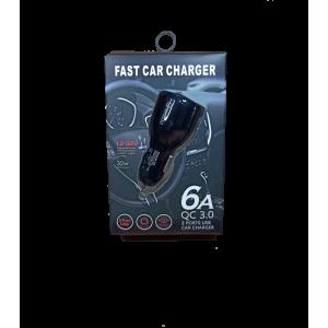 Cargador carro 32W 12-32V