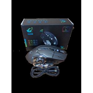 Mouse X8 Inalambrico Metal Gray