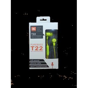 Audifonos Basicos T22