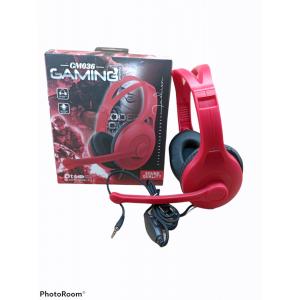 AUDIFONO GAMING GM036-GM041