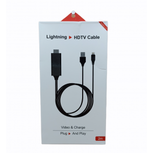 CABLE IPHONE A HDTV CABLE L7A