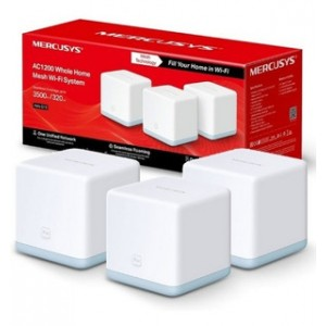 Mercusys  HALO S2 3-Pack 300MBPS Whole Home