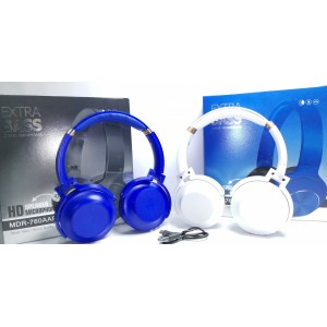 Audifonos Extra Bass MDR-760AAP