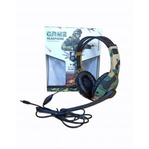 Audifonos Gaming An-Gm132B Camuflajeado