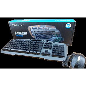 Teclado+Mouse Bosston 8350