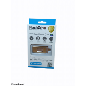 PENDRIVE FLASHDRIVE 4 EN 1 32GB