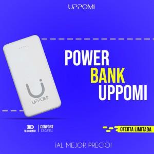 Power Bank Uppomi